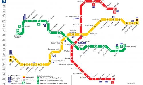 תחבורה ציבורית בפראג